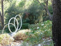Jardin des 5 sens et des formes premières