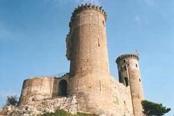 Château féodal des comtes de Provence