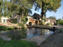 La pisciculture de Villette